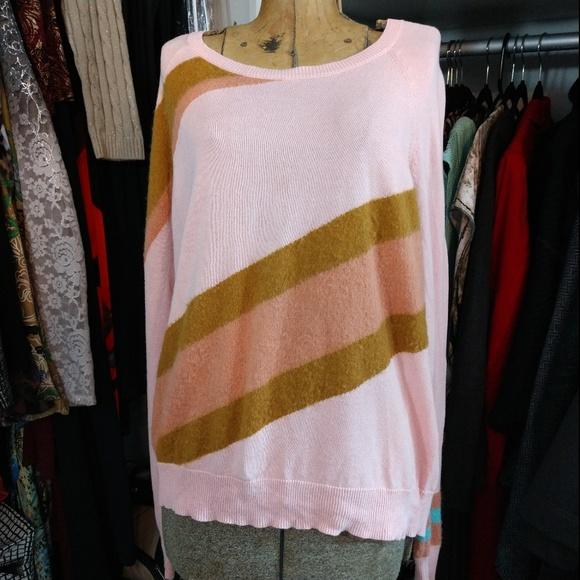 MOTH Sweaters - Anthropologie MOTH Cotton/Wool/Alpaca Sweater
